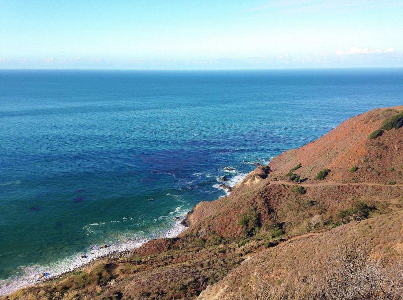 Pacific Coast Highway road trip