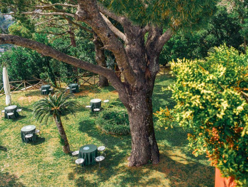 Villa Cimbrone Ravello Amalfi Coast
