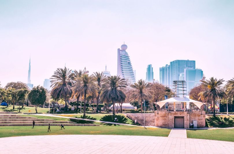The Frame Dubai UAE