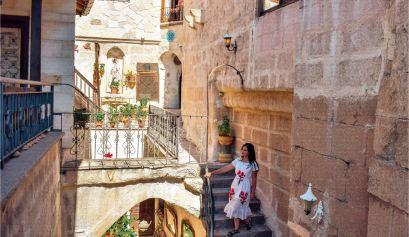 Sofa Hotel Avanos Cappadocia