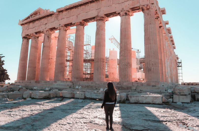 athens greece layover