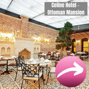 celine hotel Istanbul
