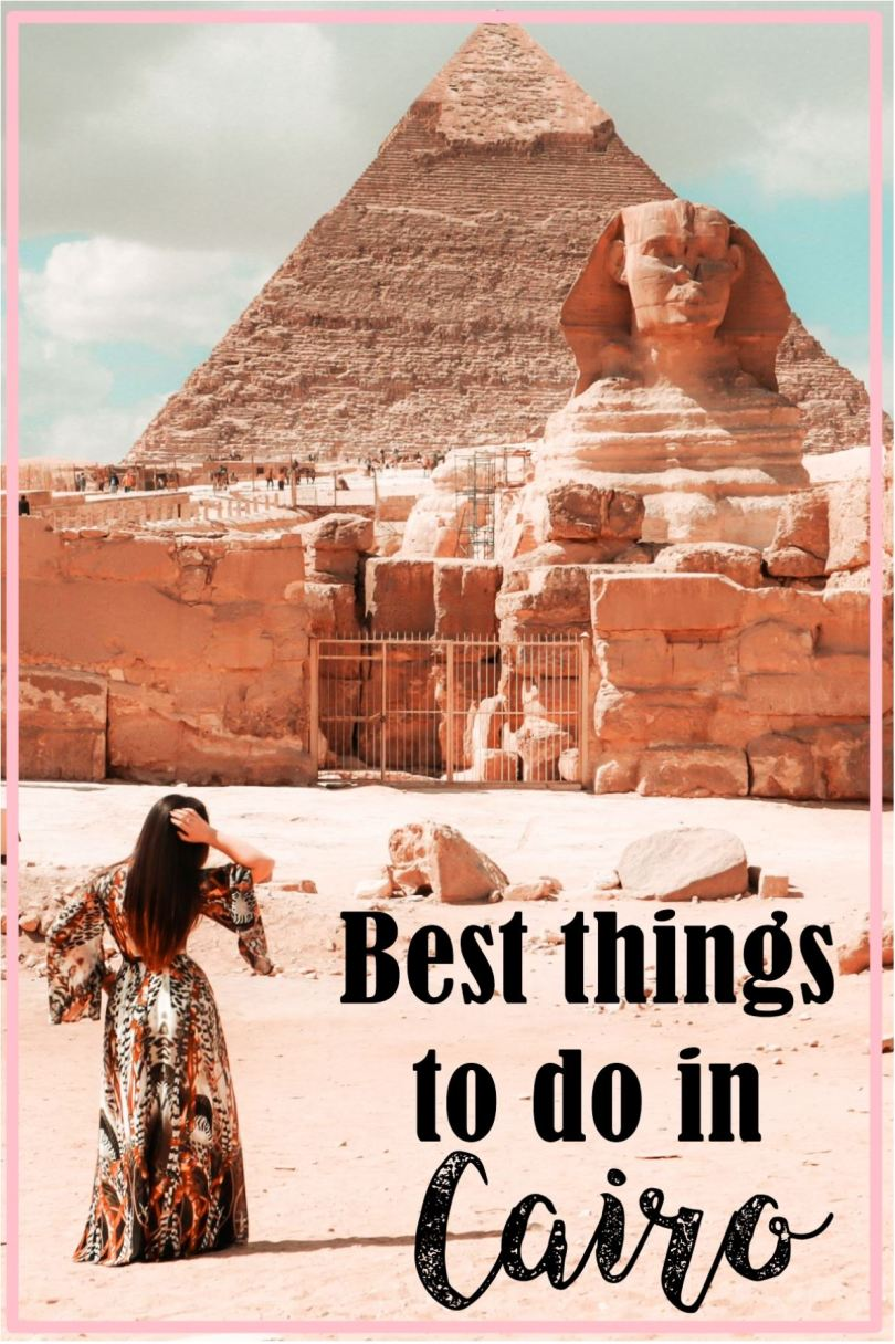 Best things to do in Cairo Egypt