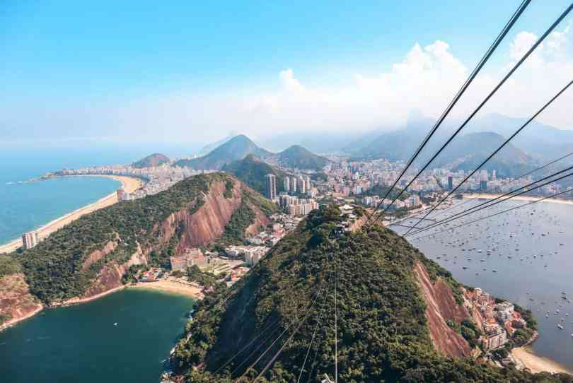 Sugarloaf Mountain Rio de Janeiro