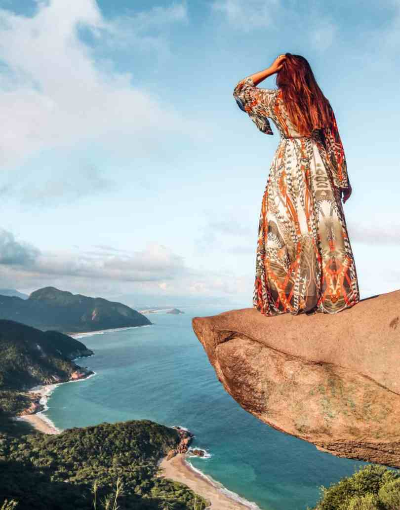 Pedra do Telegrafo Rio de Janeiro