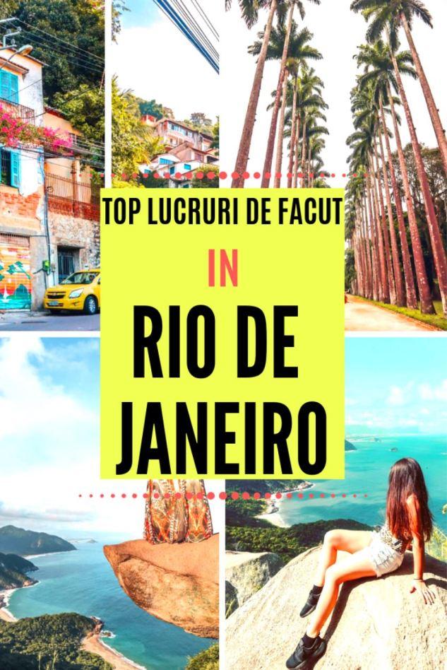 top lucruri de facut in Rio de Janeiro