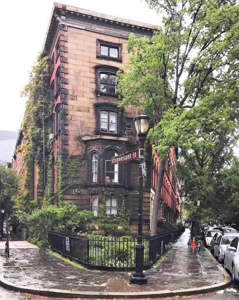 Stuyvesant Street new york