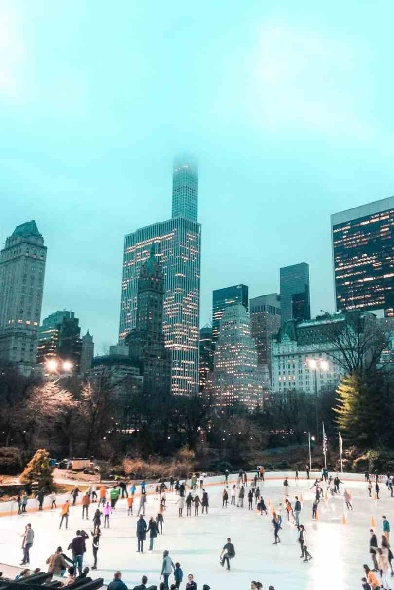 central park the rink