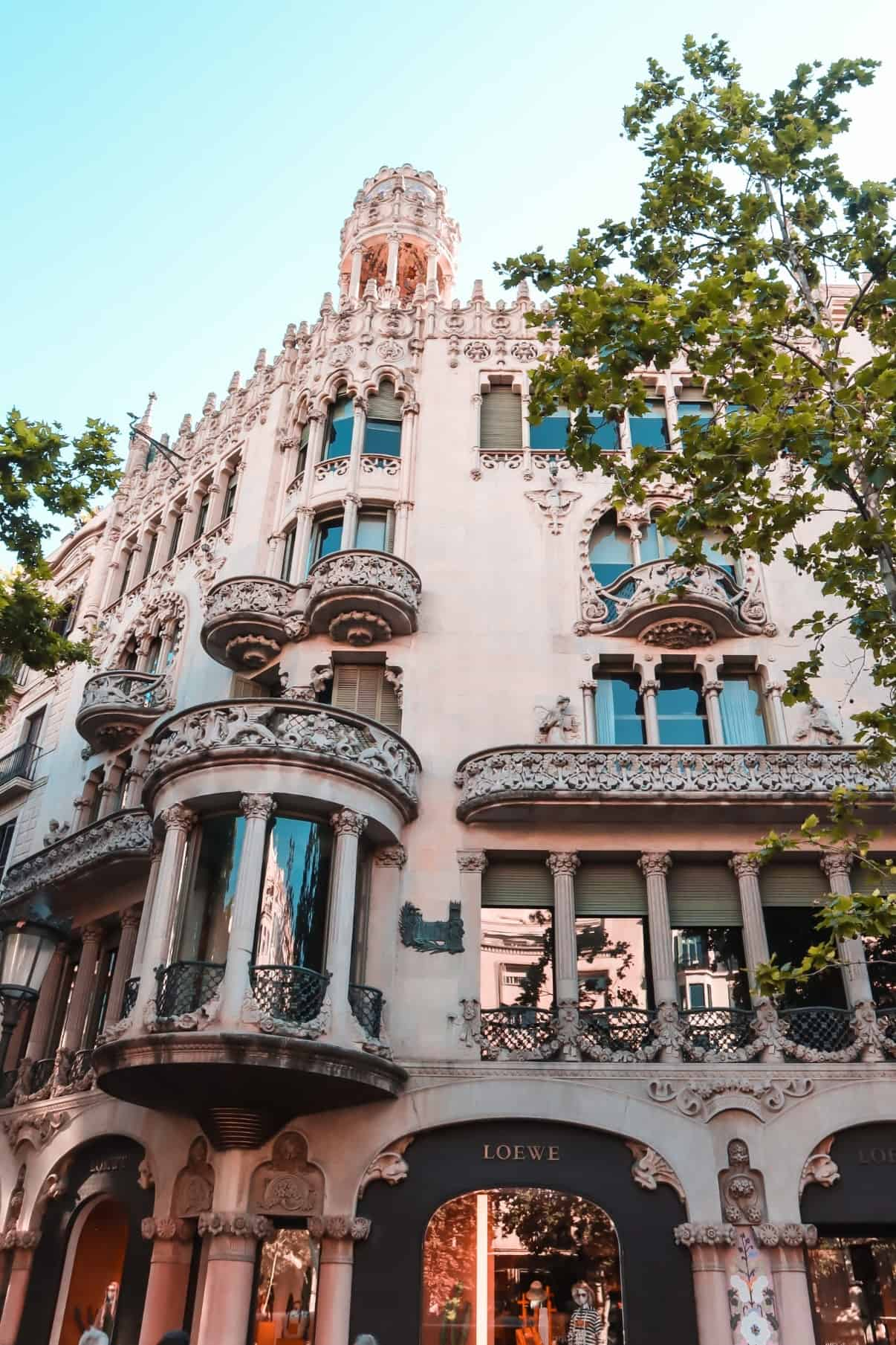 Illa de la Discordia Barcelona