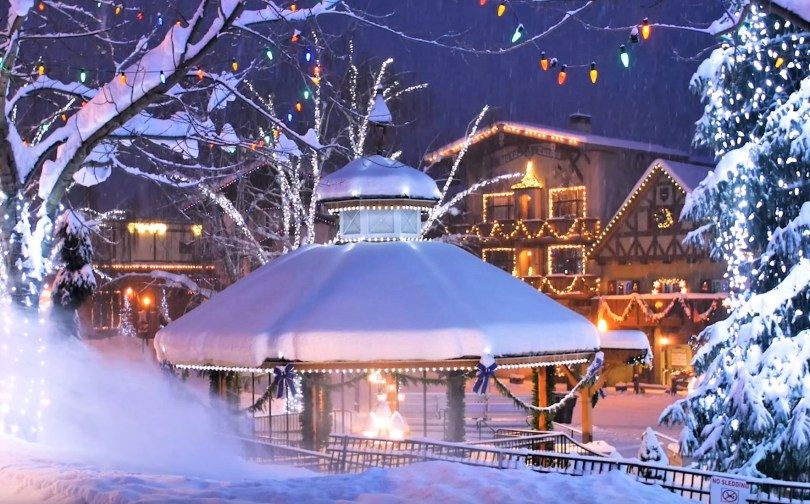 Best Christmas Markets in the US