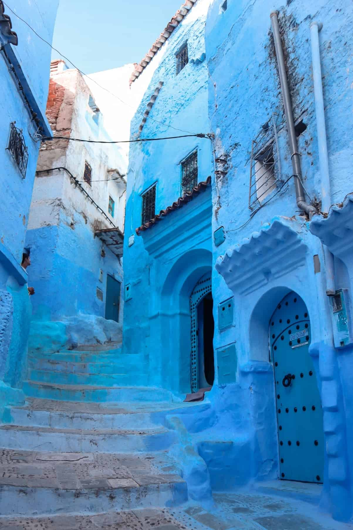 chefchaouen morocco - 10-day morocco itinerary