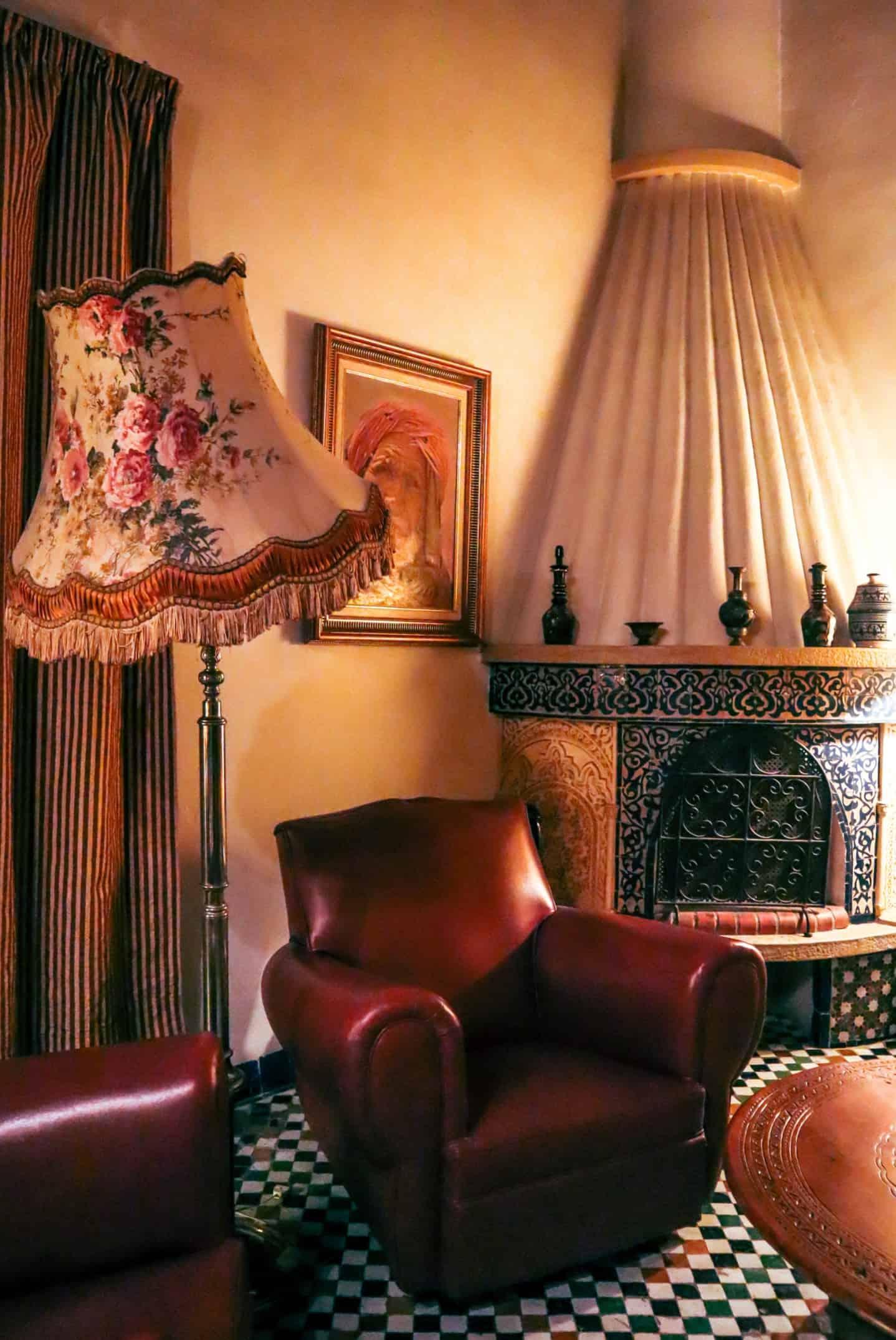 riad Dar el Ghalia in Fes Morocco