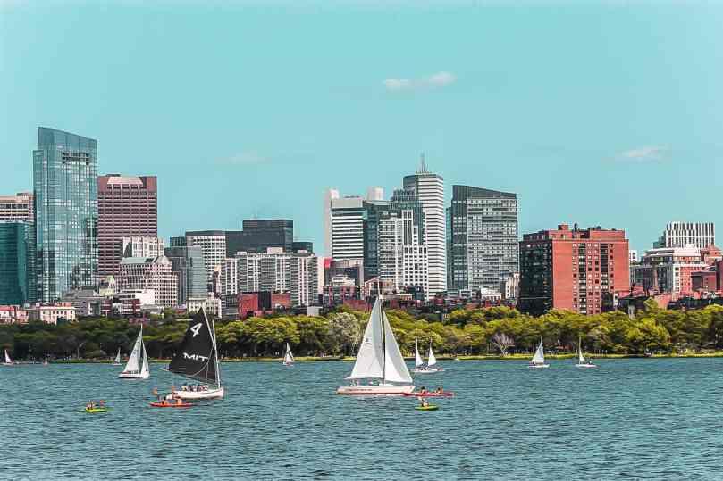 boston usa east coast itinerary