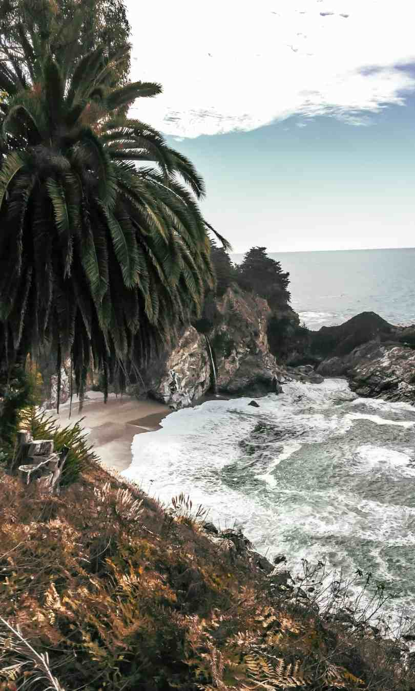 10 fun things to do in Los Angeles McWay Falls Big Sur California