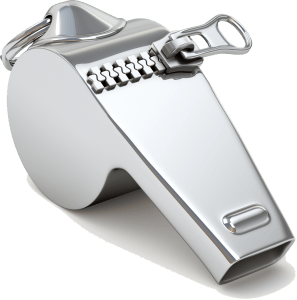 Protecting whistleblowers from retaliation.