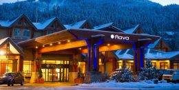 The Aava is one of Whistler's original boutique hotels