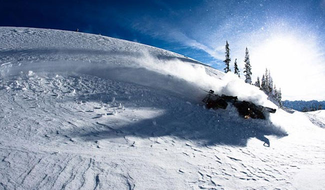 Whistler Snowmobiling Experience the true backcountry