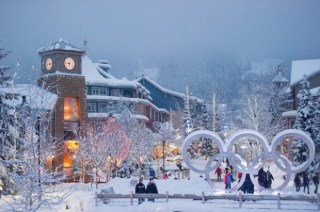 Image result for whistler bc olympics event