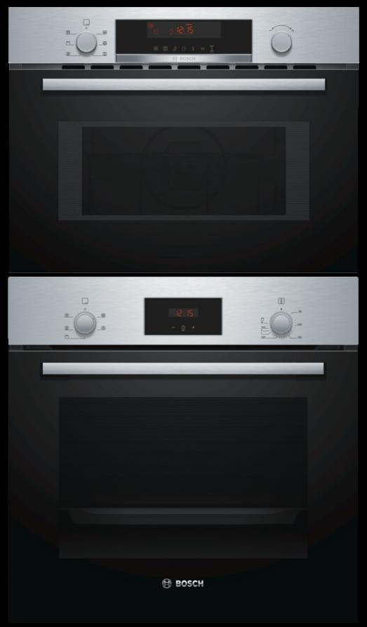 combi microwave oven pack