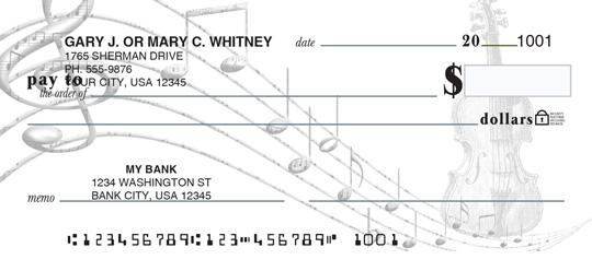 Whit-Co Checks: Personal Checks