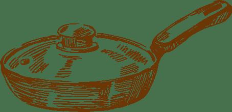 Pan sketch