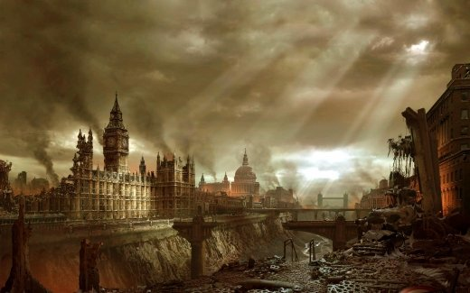 Post Apocalypse London