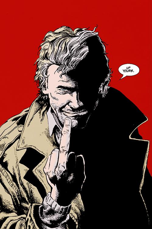 John Constantine, αυτός ο μπάσταρδος