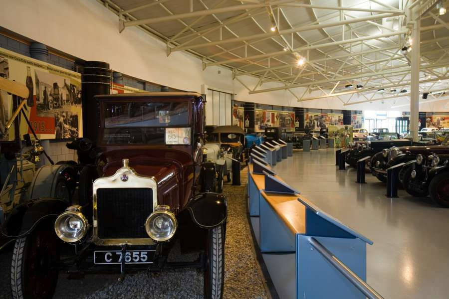 Heritage Motor Museum Oxfordshire