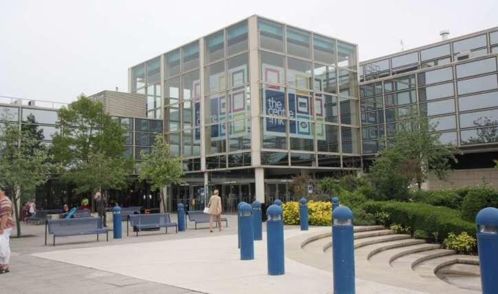 Milton Keynes Shopping near Dorchester