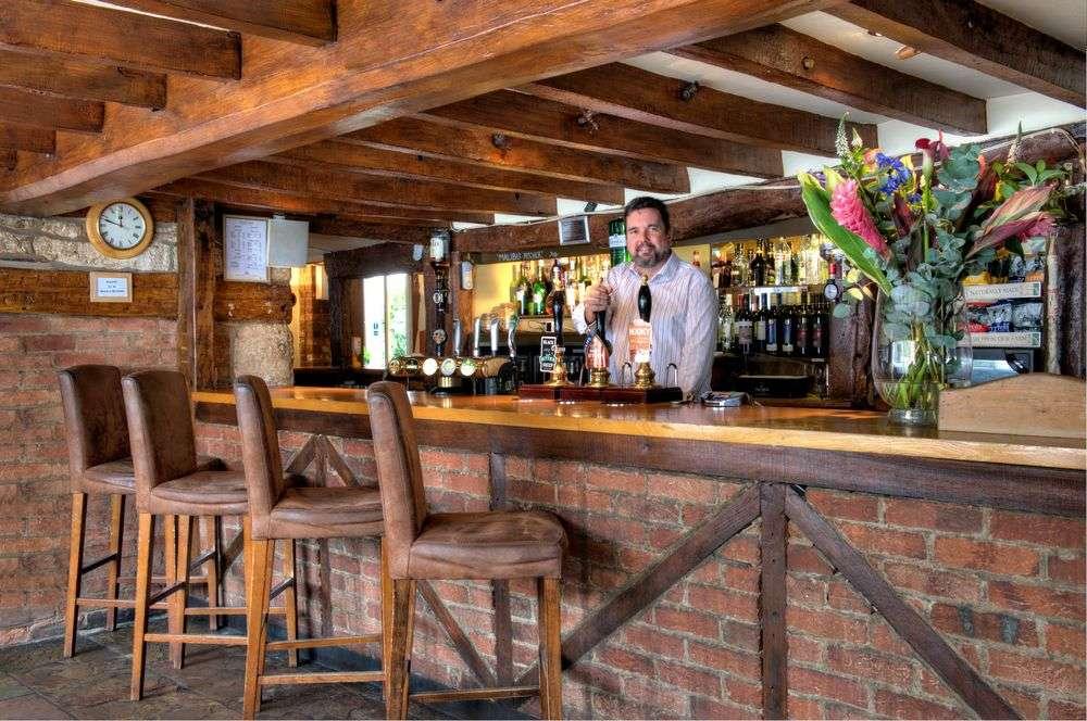 White Hart Hotel Bar