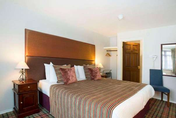 White Hart Hotel Double Room