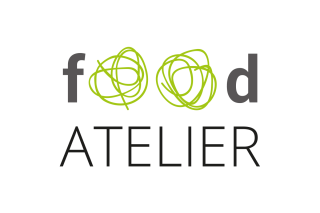 Food Atelier - 2017 logo and corporate id. (Consulenti non convenzionali per le imprese food & wine)