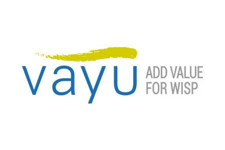 VAYU - 2017 logotype design (Servizi professionali sistemistici, networking e sicurezza)