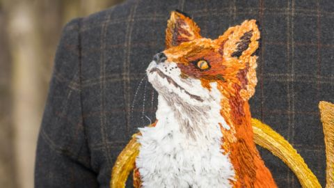 Foxy Riding Jacket 2021