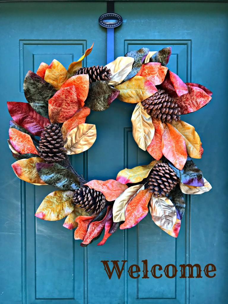 Autumn, Fall Decor, wreath