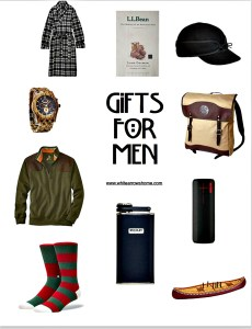 Holiday Gift Guide – Top Gifts for Men