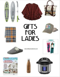 Holiday Gift Guide- Top Ten Gifts for Ladies