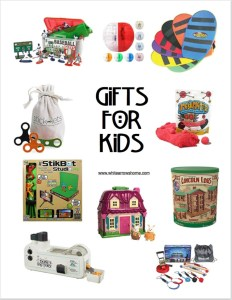 Holiday Gift Guide- Gifts for Kids