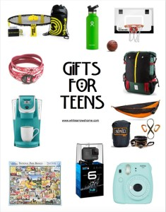 Holiday Gift Guide for Teens- Suggestions for the Perfect Gifts