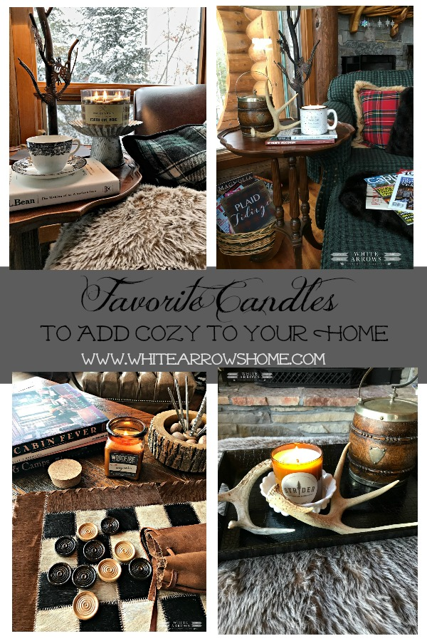 6 Favorite Candles To Make Your Home Cozy This Winter
