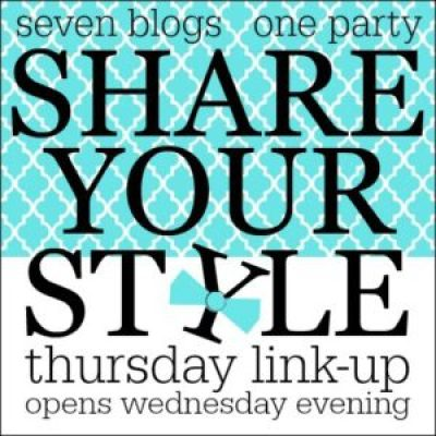 link party, linky party, Share Your Style