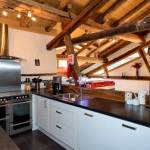 Catered Chalet Peisey-Vallandry kitchen