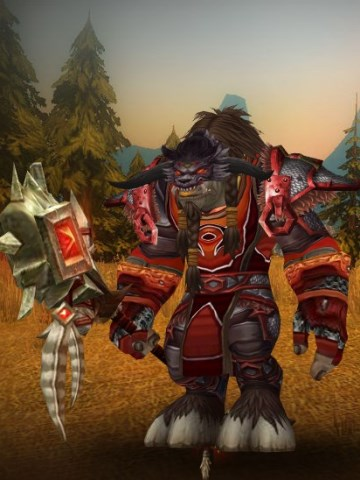 Lohattals's old xmog
