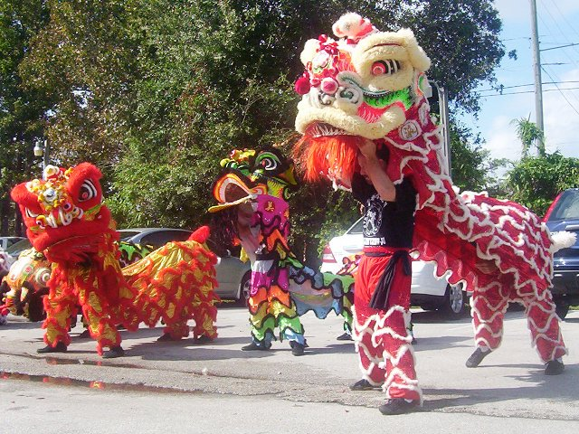 Wah Lum Lion Dance