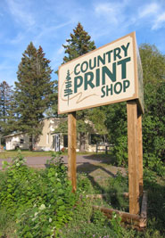 Country Print Shop