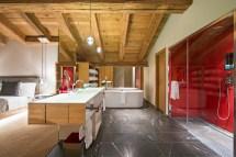 Ewow Residence In Verbier Switzerland - White Blancmange