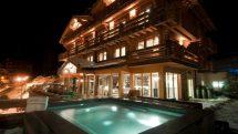 Luxury Switzerland Ski Resort