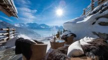 Verbier Luxury Ski Chalets And Resort Information - White