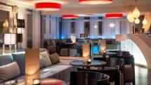 Hotel Nevai In Verbier Switzerland - White Blancmange
