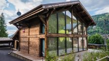 Morzine Luxury Ski Chalets And Resort Information - White